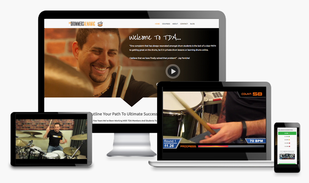 The Drummers Almanac – The Ultimate Source For Studying